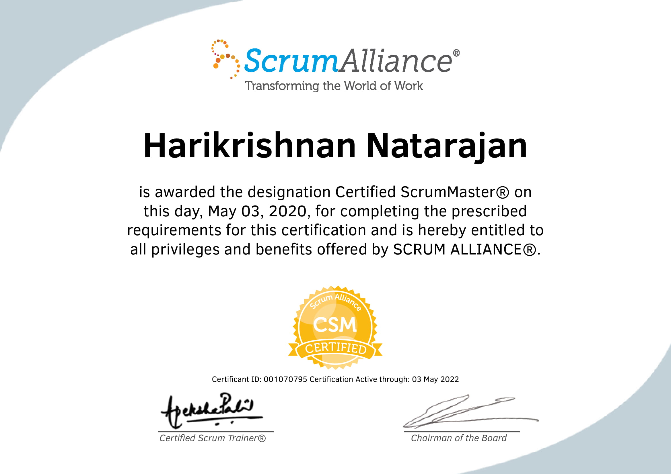 certified-scrum-master